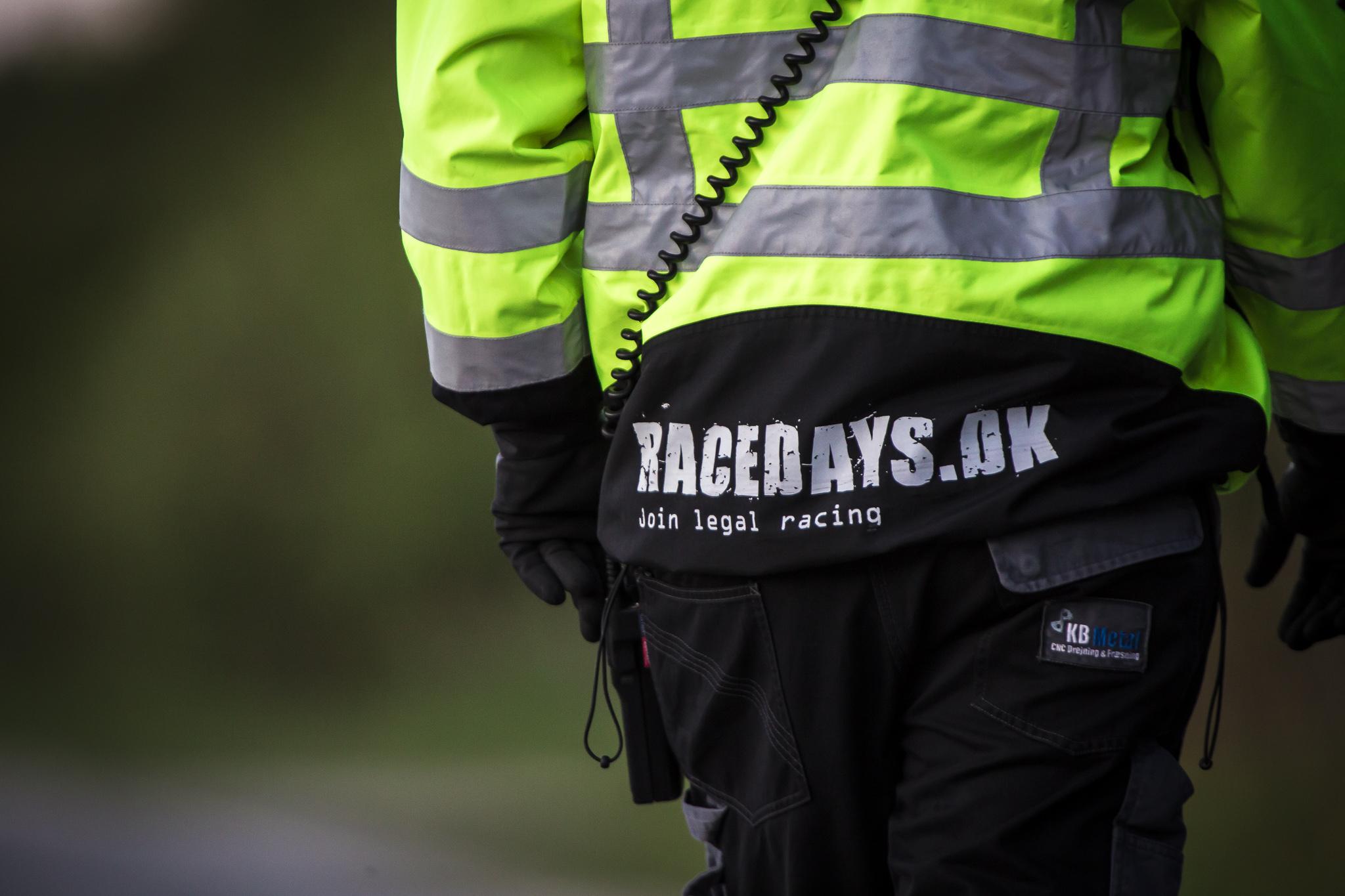 Racesdays den 13 maj 2016
